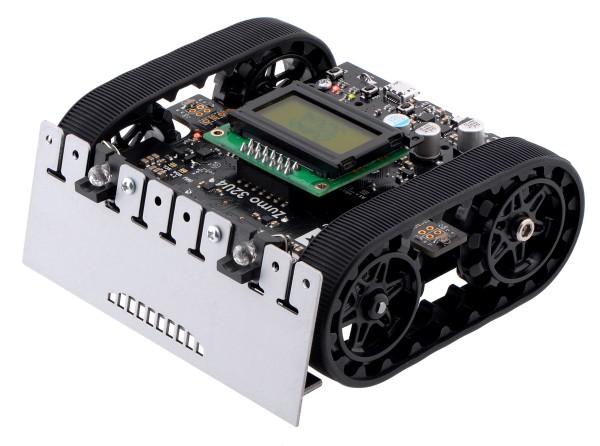 Zumo 32U4 Robot (zusammengebaut mit 100:1 HP Motoren)