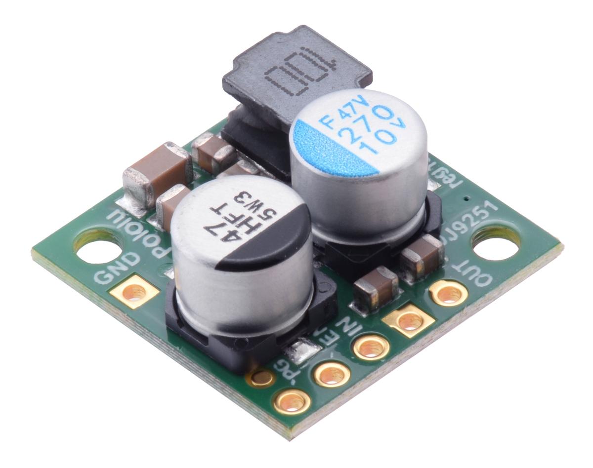 Pololu 5v 25a Step Down Voltage Regulator D24v22f5 Strom Usb 5 V To 12v 12 Volt Dc Up Boost Converter Adaptor Adapter Kabel Cable