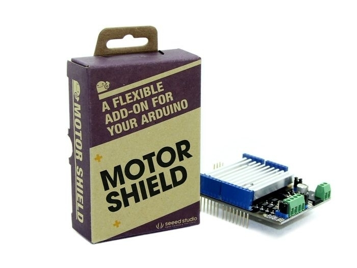 Seeed Studio Motor Shield V2 0 Gleichstrommotoren Motorsteuerung Module Exp Tech