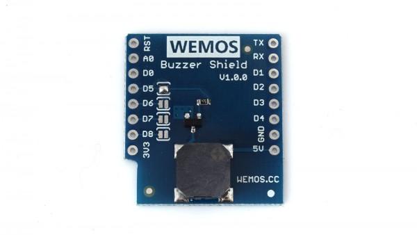 WEMOS Buzzer Shield