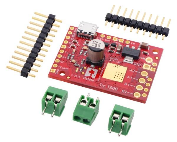 Tic T500 USB-Multi-Interface-Schrittmotor-Controller
