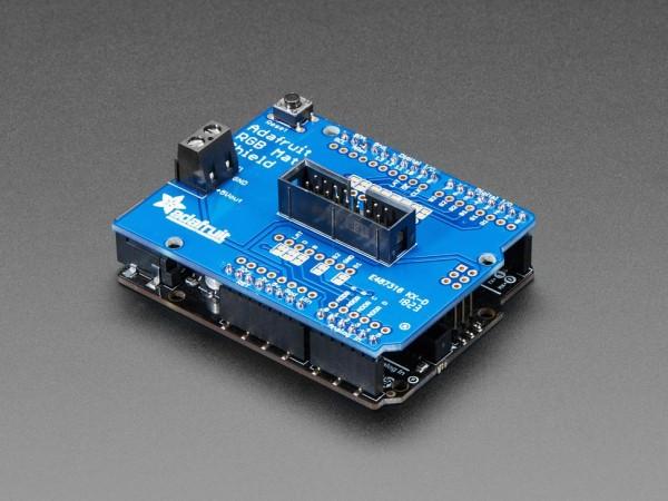 Adafruit RGB Matrix Shield für Arduino