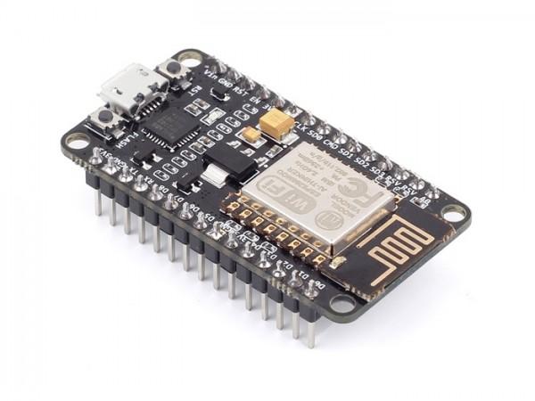 NodeMCU v2 - Lua based ESP8266