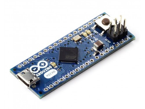 Arduino Micro WITHOUT Headers