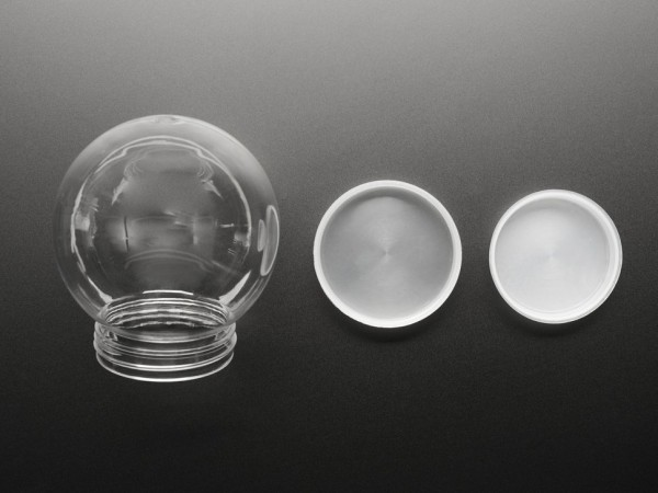 DIY Snow Globe Kit - 108mm Diameter