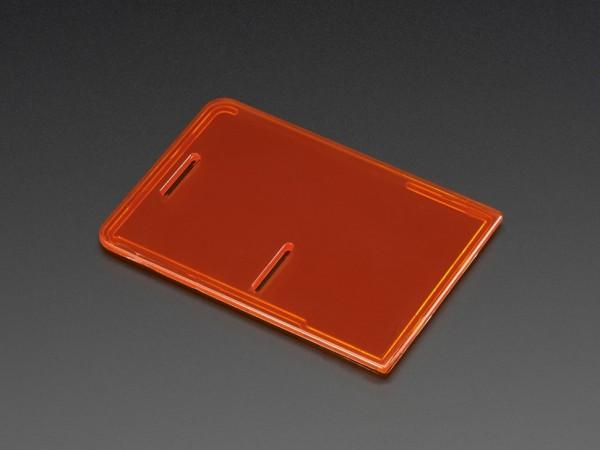 Raspberry Pi Model B+ / Pi 2 / Pi 3 Case Lid - Orange