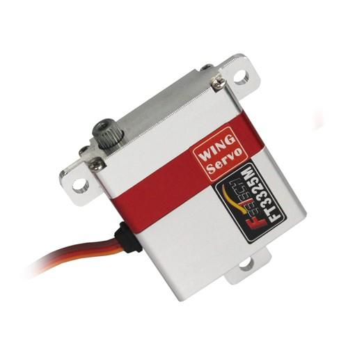 FT3325M Mini All Metal Case Digital WING Servo