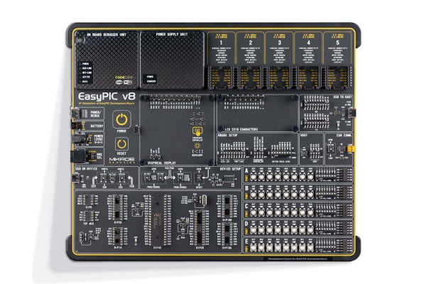EasyPIC v8 Development System