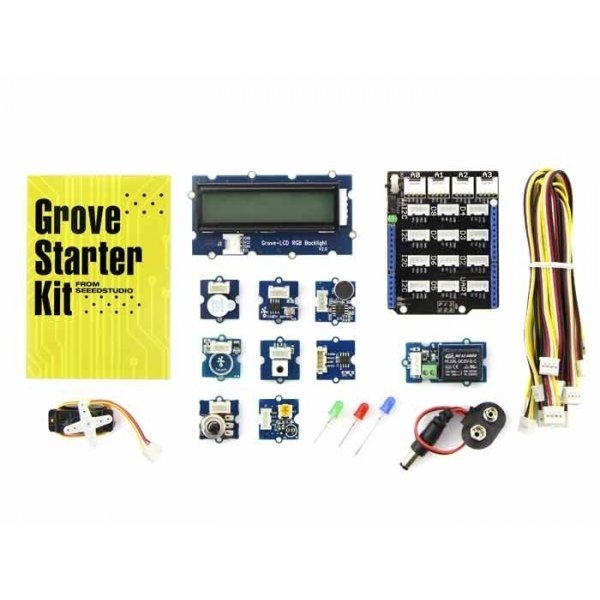 Seeed Studio Grove - Starter Kit V3