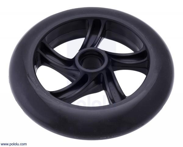 Scooter/Skate Wheel 144x29mm - Black