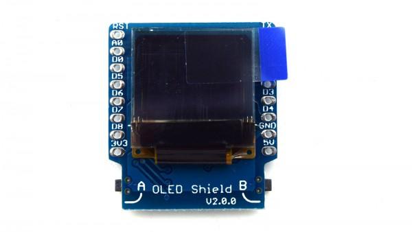 WEMOS OLED Shield