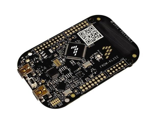 Freescale FRDM-KL25Z ARM Cortex-M0+ Development Board