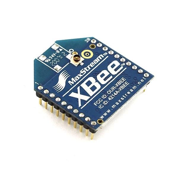 XBee 802.15.4 XB24-AUI-001 1 mw UFL Steckermodul