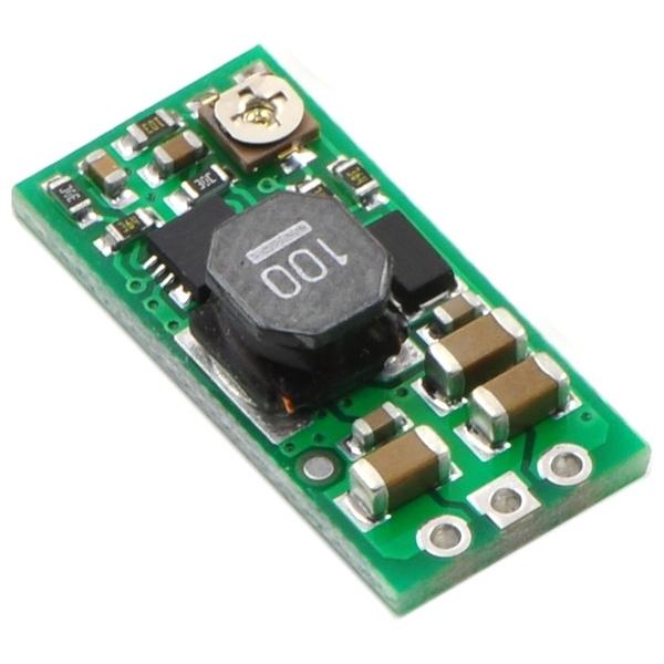 Pololu Adjustable Boost Regulator 4-25V