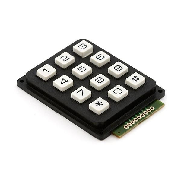 Keypad - 12 Button COM-08653
