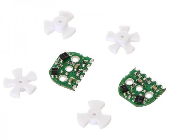 Pololu Optical Encoder Pair Kit for Micro Metal Gearmotors, 5V