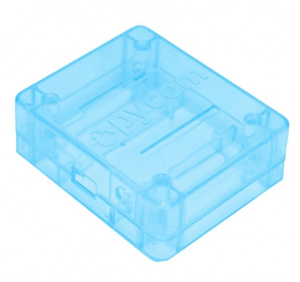 PyCase Blue Enclosure for WiPy