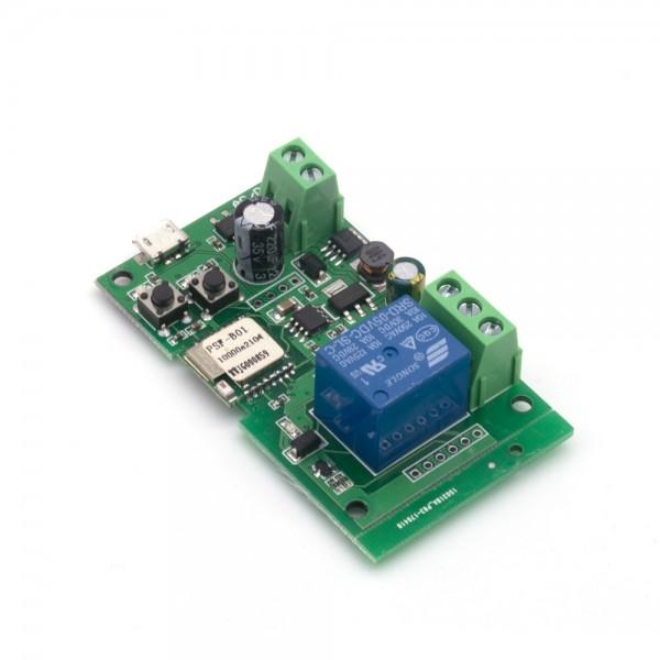 Itead Studio 1 Channel Inching /Self-LockIing Mode WiFi Wireless Switch 5V/12V