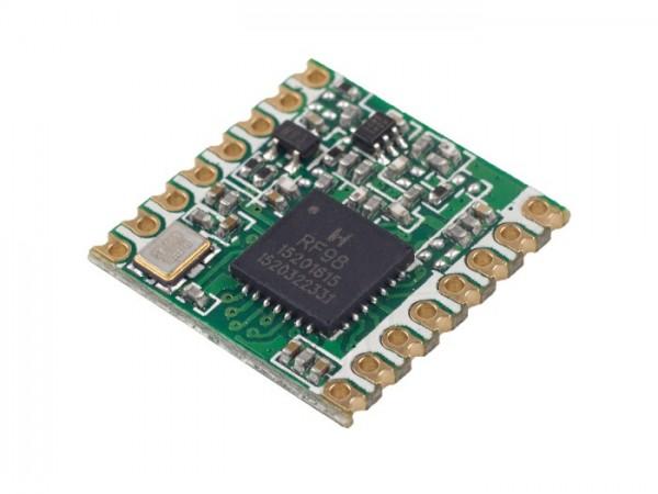 RFM98 Ultra-long Range Transceiver Module 433 MHz
