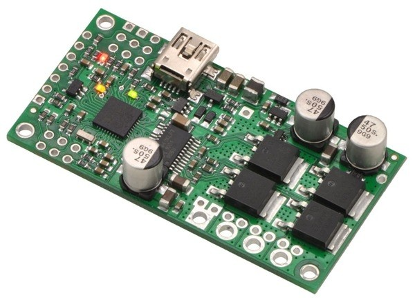 Pololu Simple High-Power Motor Controller 18v25
