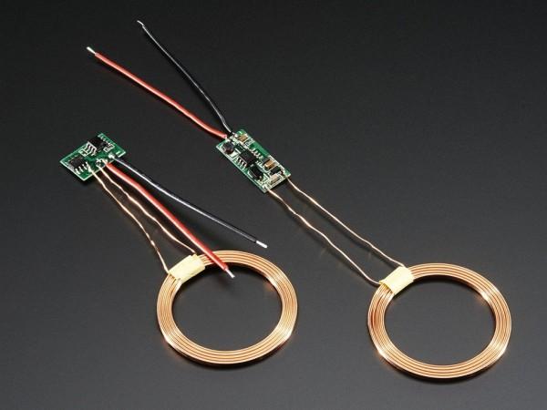 Induktives Ladegerät (Bausatz) - 3.3V @ 500 mA
