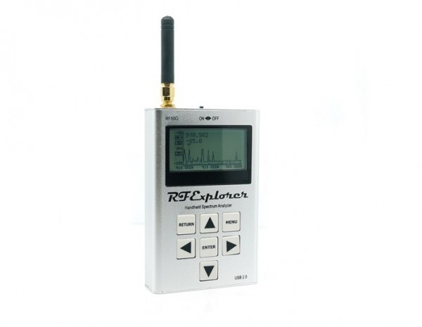 Handheld Digital Spectrum Analyzer RF Explorer 2.4G