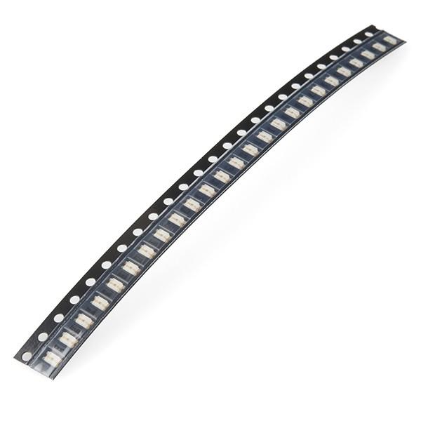 SMD LED - Blue 1206 (strip of 25)