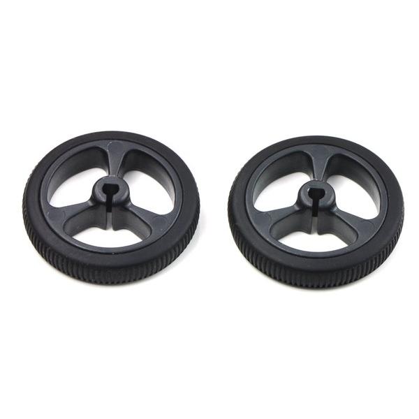 Pololu Wheel 32x7mm Pair - Black