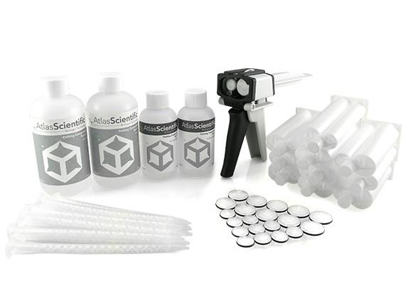 Clear Potting Compound Kit