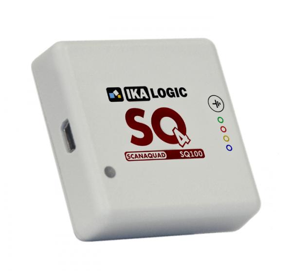 ScanaQuad SQ100 4 Channels Logic Analyzer & Digitaler Mustergenerator
