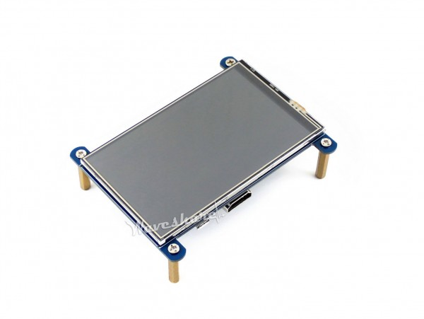4 inch HDMI LCD, 800×480, IPS
