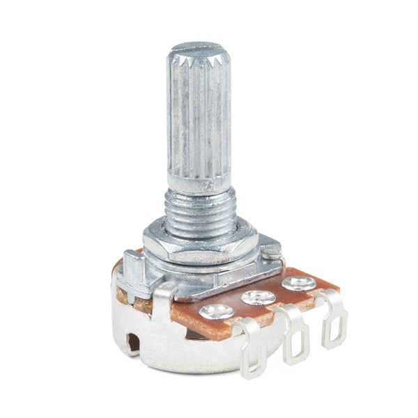 Drehpotentiometer - 100k Ohm, linear
