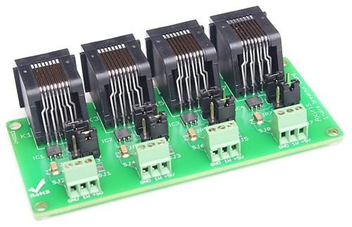 Axiris 1-Wire Breaktout Board