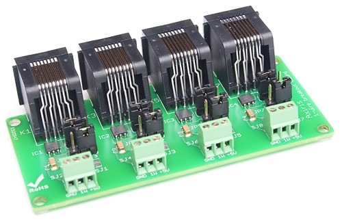 Axiris 1-Wire Breaktout Board