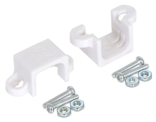 Pololu Micro Metall Getriebemotor Halterung (Paar) Weiß