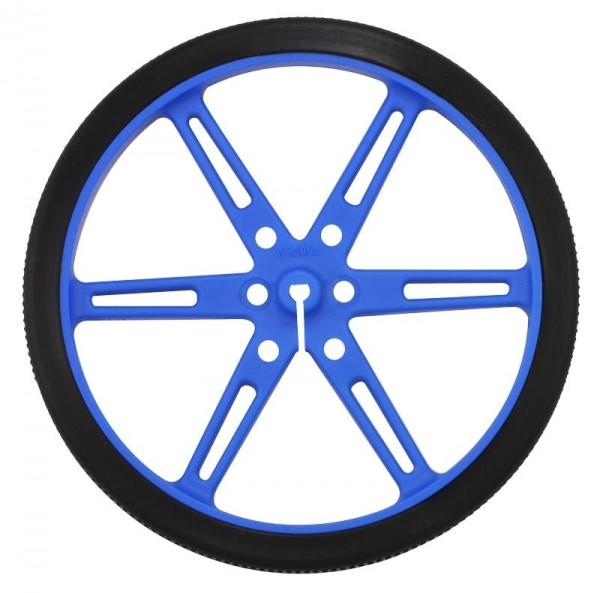 Pololu Wheel 80x10mm Pair - Blue