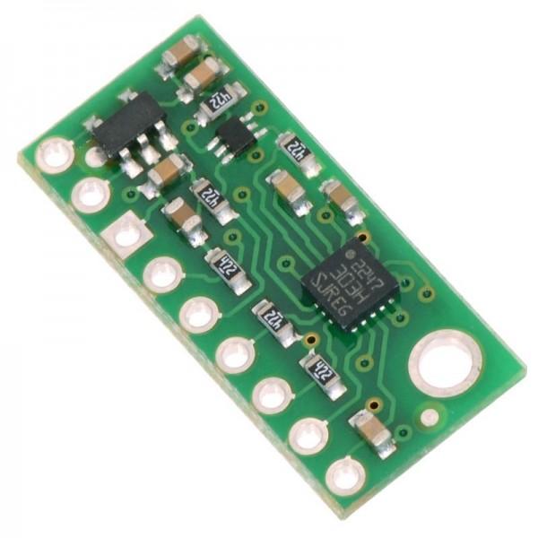 Pololu LSM303D 3D Compass and Accelerometer Carrier with Voltage Regulator