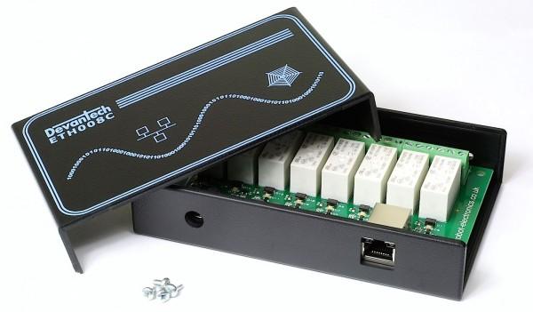 ETH008C - Gehäuse für ETH008