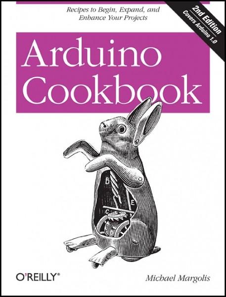 Arduino Cookbook 2nd Edition
