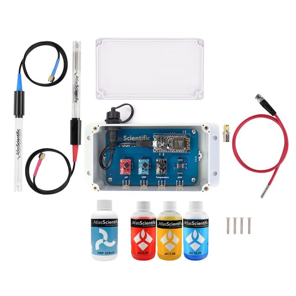 Atlas Scientific Wi-Fi Pool Kit