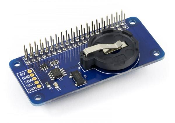 RTC Pi - DS1307 Echtzeituhr für Raspberry Pi