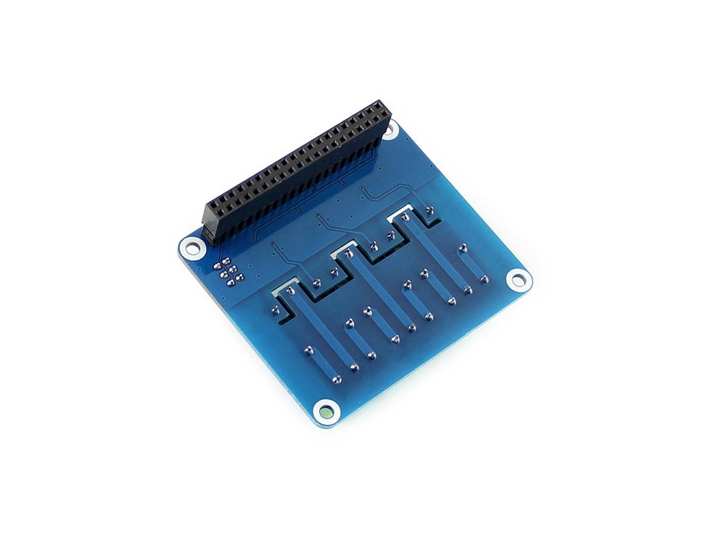Rpi Relay Board Relais Module Exp Tech Wiringpi For Beaglebone