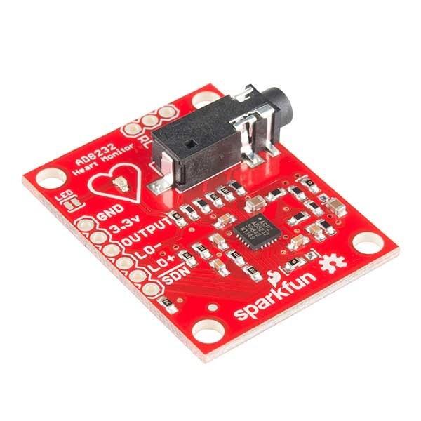 Sparkfun AD8232 Single Lead Heart Rate Monitor