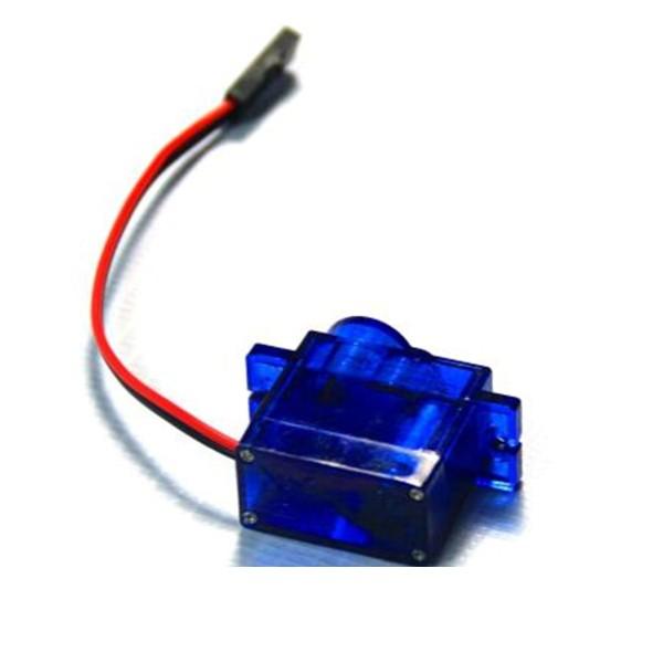 FM90 9g Micro DC Motor gear box in servo body