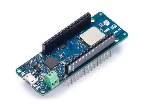 Arduino MKR WAN 1300 ohne Antenne