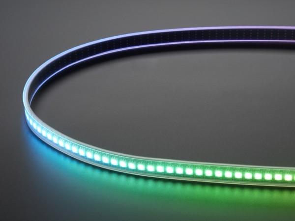 Adafruit DotStar Digital LED Strip - Black 144 LED/m - 0.5 Meter - BLACK
