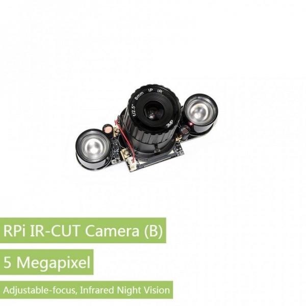 Raspberry Pi IR-CUT Kamera (B) für Tag- und Nachtsicht