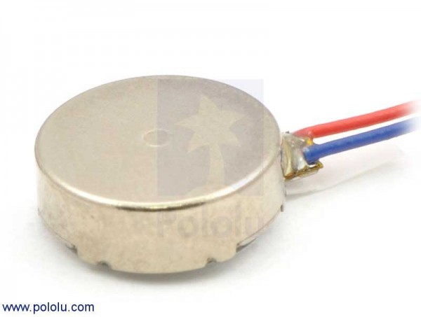 Shaftless Vibration Motor 10x3.4mm