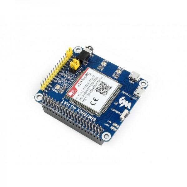 Waveshare SIM7600E-H 4G HAT for Raspberry Pi