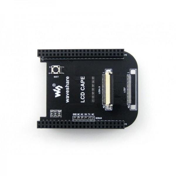 "Beaglebone LCD CAPE (4.3"")"